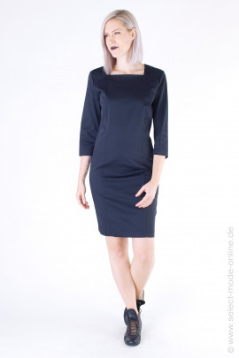 Stretch dress - black