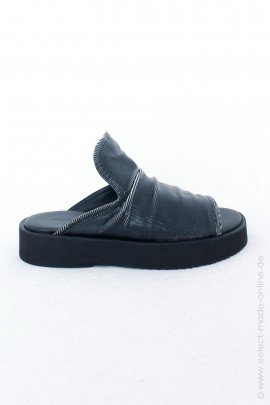 Leather sandals no mistake puro