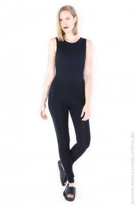 Jersey Leggings - black