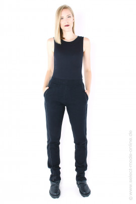 Casual sweat pants - black