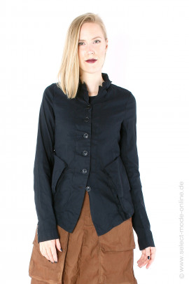 Stretch jacket - black