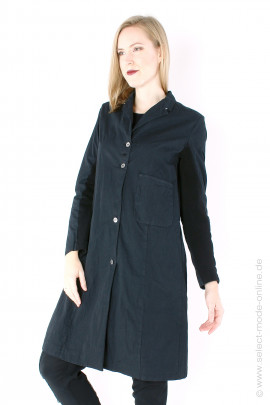 Coat in a-line