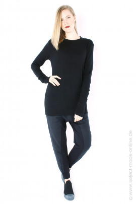 Casual longsleeve - black