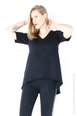 Sweat T-Shirt - schwarz