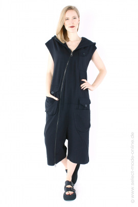 Sweat overall - black