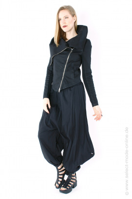 Narrow jacket - black