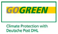 Climate protection with DHL